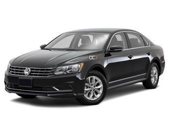 Hire Volkswagen Passat - Rent Volkswagen Istanbul - Sedan Car Rental Istanbul Price