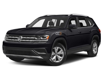 Hire Volkswagen Teramont - Rent Volkswagen Dubai - SUV Car Rental Dubai Price