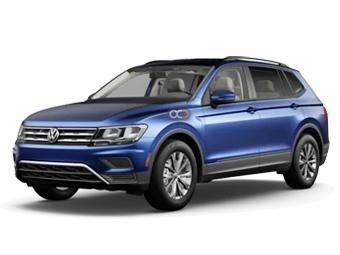 Hire Volkswagen Tiguan - Rent Volkswagen Dubai - Crossover Car Rental Dubai Price