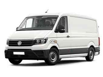 Volkswagen Van with ramp Price in Valencia - Van Hire Valencia - Volkswagen Rentals