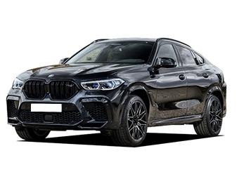 Hire BMW X6 M Competition - Rent BMW Belgrade - SUV Car Rental Belgrade Price