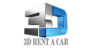 Dubai: 3D Rent a Car