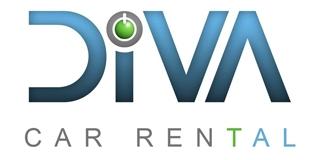 Diva Rent A Car Dubai Logo