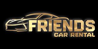Dubai: Friends Car Rental