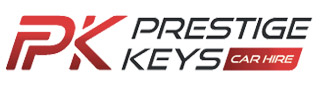 Prestige Keys Car Hire London Logo