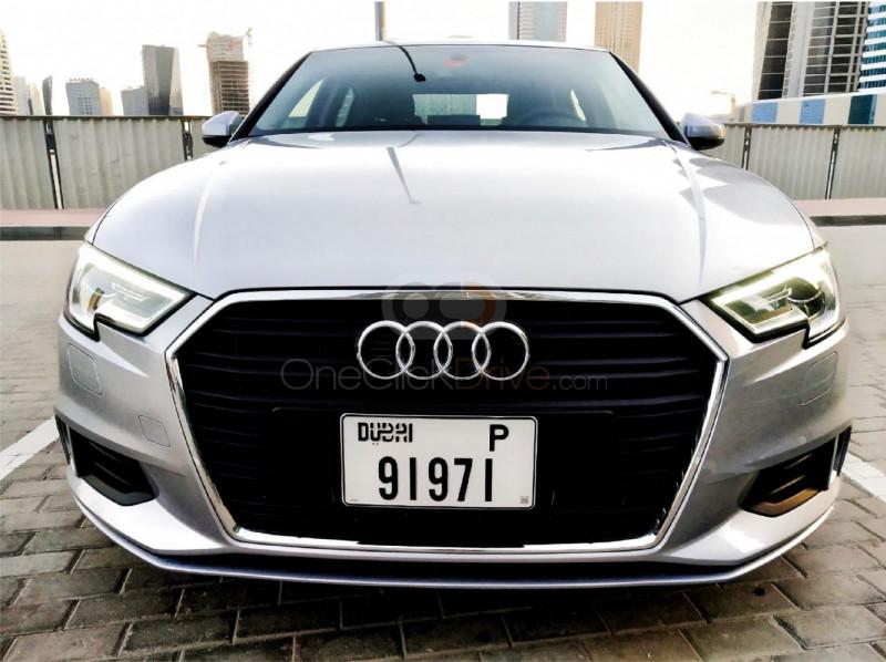 Hire Audi A3 - Sedan Dubai