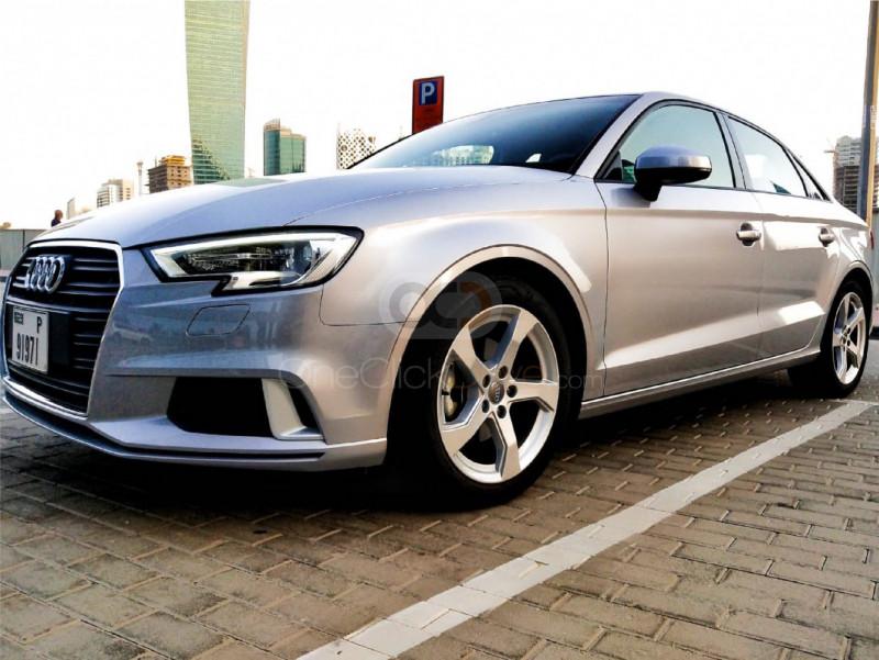 Rent Audi A3 in Dubai - Sedan Car Rental