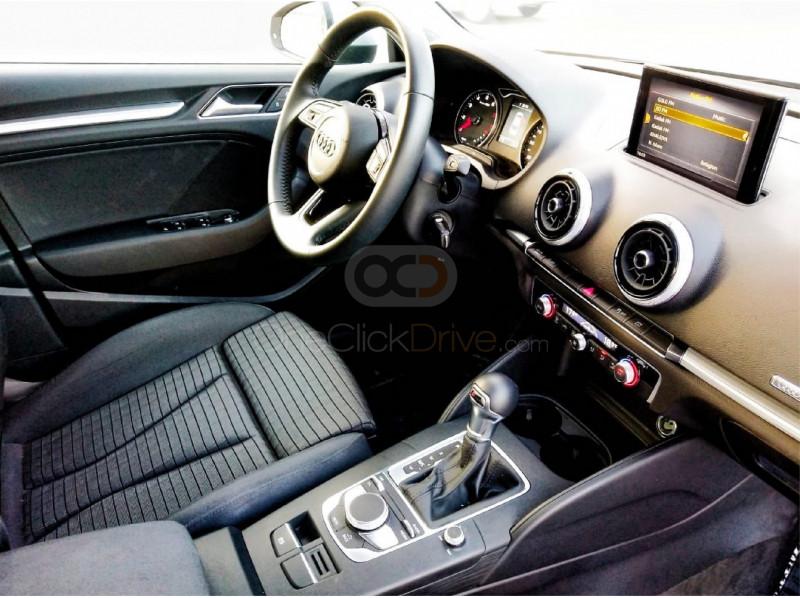 Rent 2020 Audi A3 in Dubai UAE