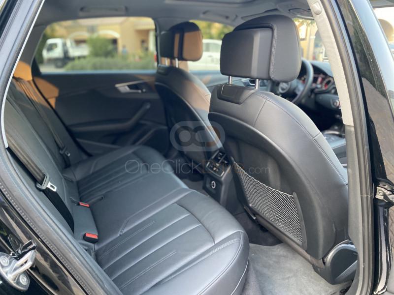 Audi A4 2018 Rental - Dubai