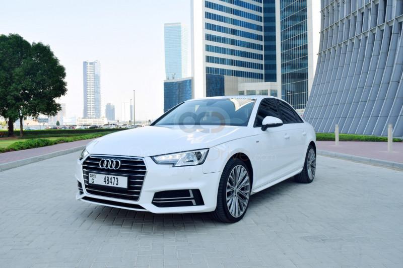 Rent Audi A4 in Dubai - Sedan Car Rental