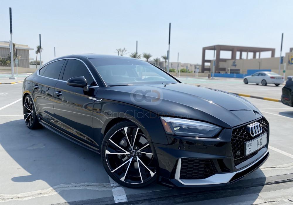 Rent Audi A5 in Dubai - Luxury Car Car Rental