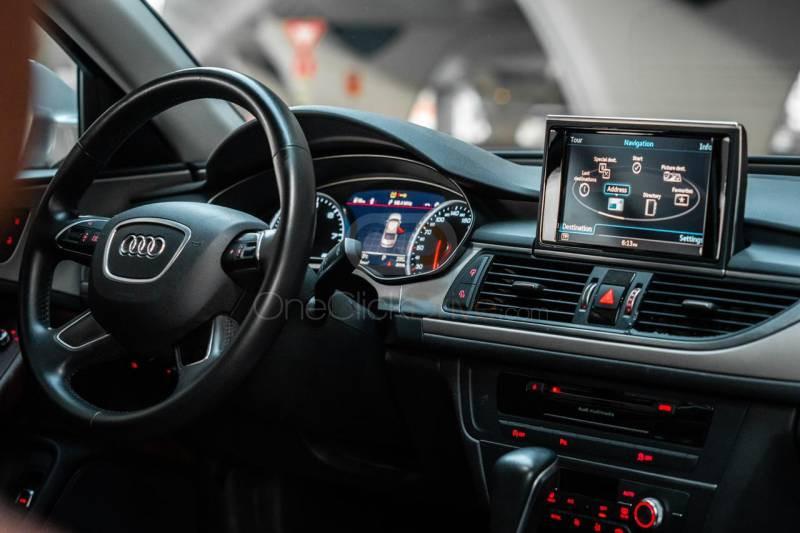 Rent 2018 Audi A6 in Dubai UAE