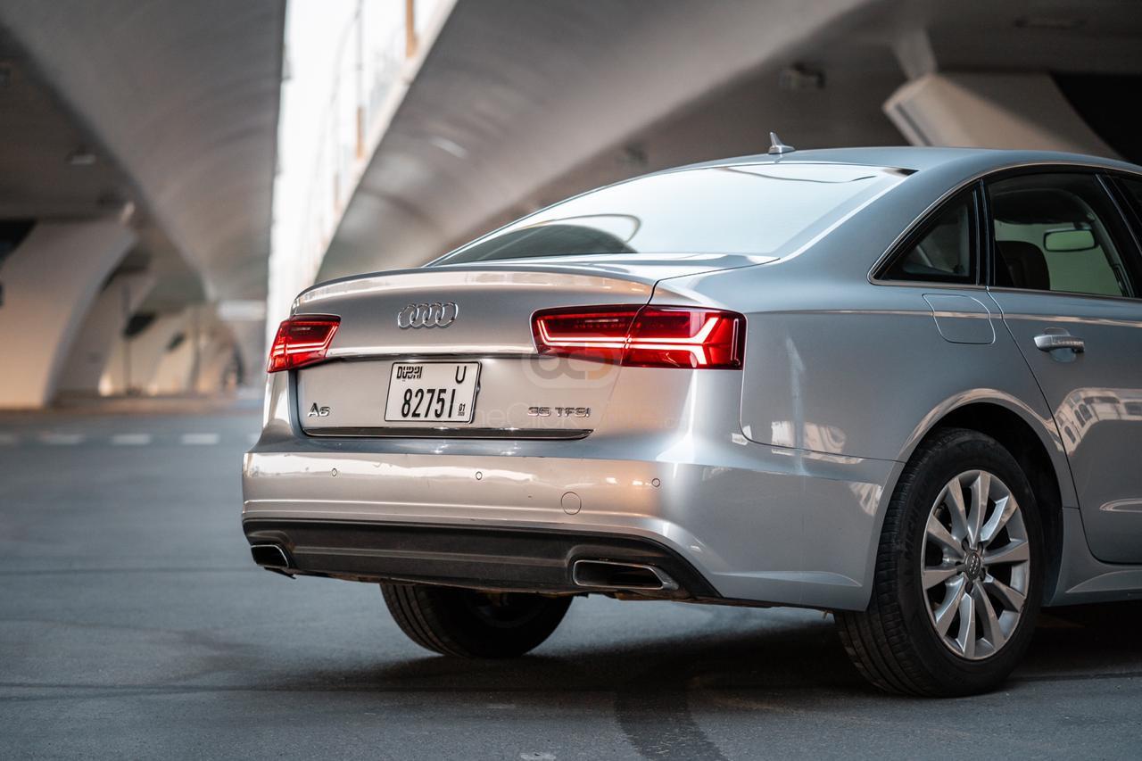 Hire Audi A6 - Luxury Car Dubai