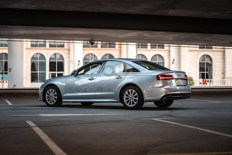 Rent Audi A6 in Dubai - Luxury Car Car Rental