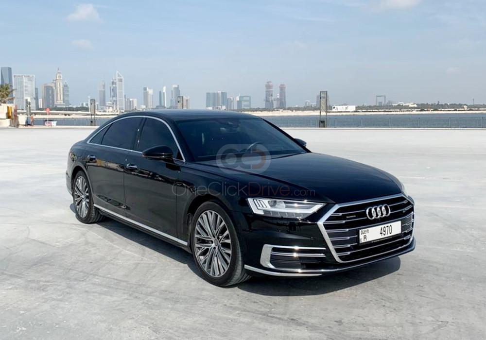 Rent Audi A8 in Dubai - Luxury Car Car Rental