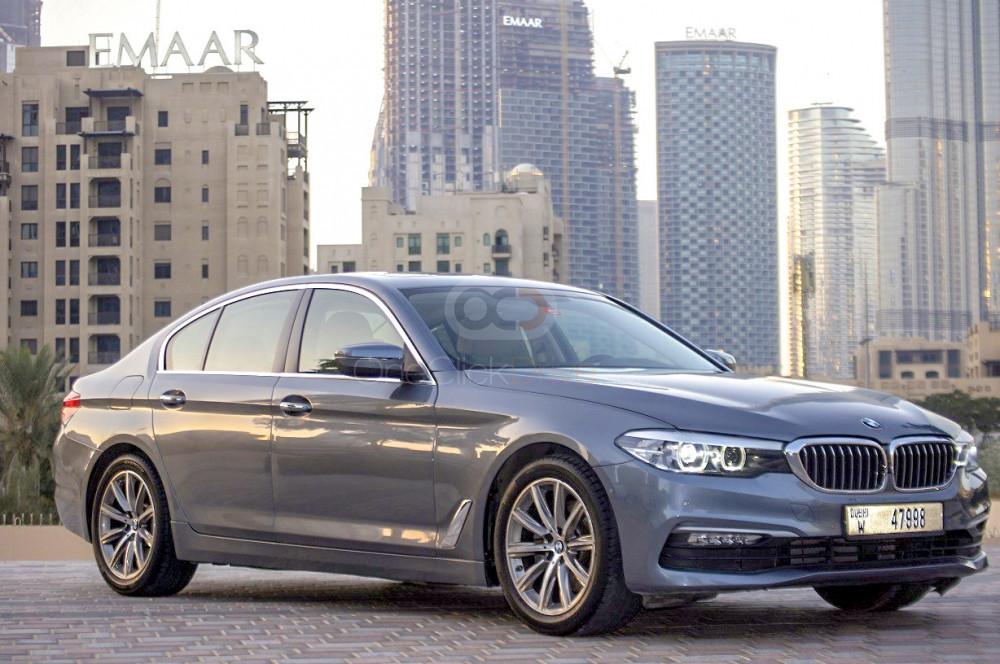 Rent BMW 520i in Dubai - Luxury Car Car Rental