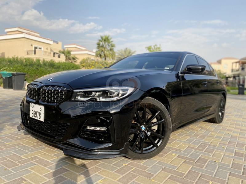 Rent BMW 340i M Sport Package in Dubai - Luxury Car Car Rental