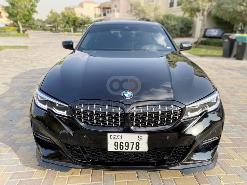 Book BMW 3 Series 2020 in Dubai