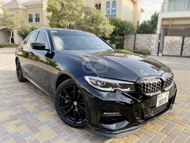 BMW 3 Series 2020 Rental - Dubai