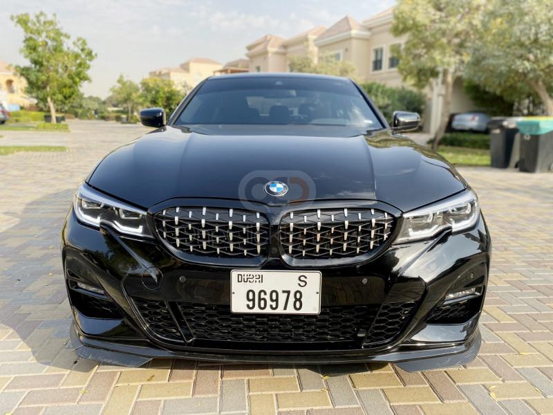 Hire BMW 3 Series - Luxury Car Dubai