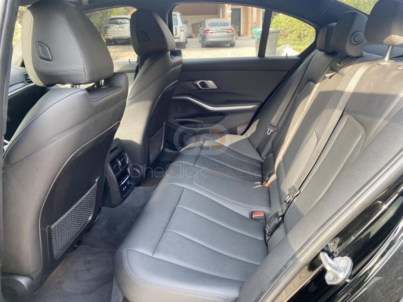 Rent 2020 BMW 3 Series in Dubai UAE