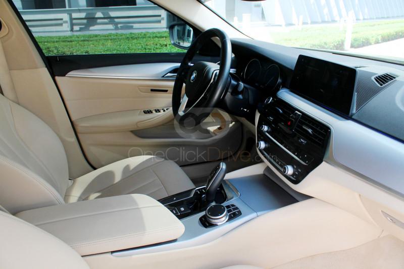 Rent 2019 BMW 520i in Dubai UAE