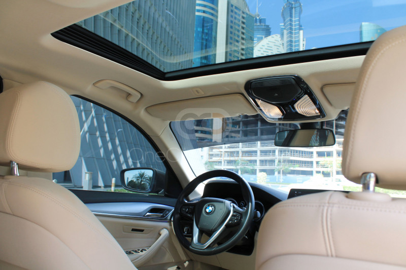 BMW 520i 2019 Rental - Dubai