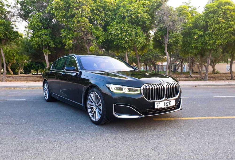 Rent BMW 730Li in Dubai - Luxury Car Car Rental