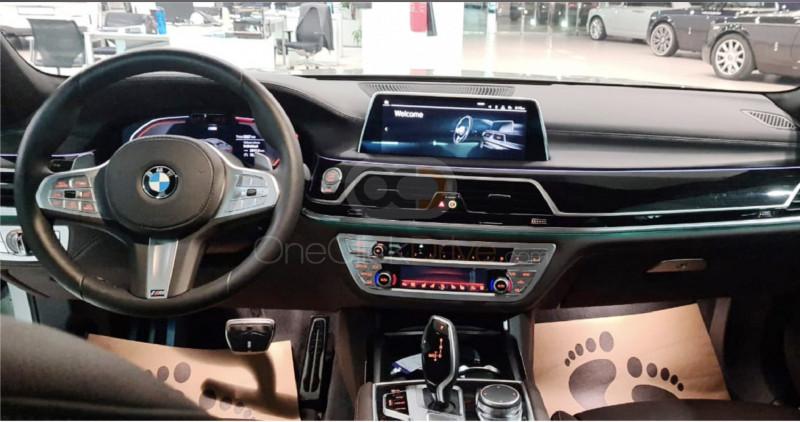 Hire BMW 730-li - Luxury Car Dubai