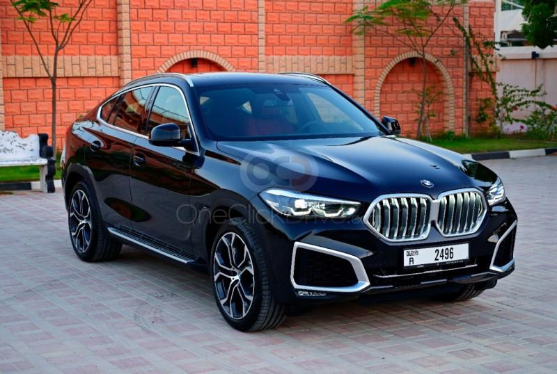 Rent BMW X6 M40 in Dubai - SUV Car Rental