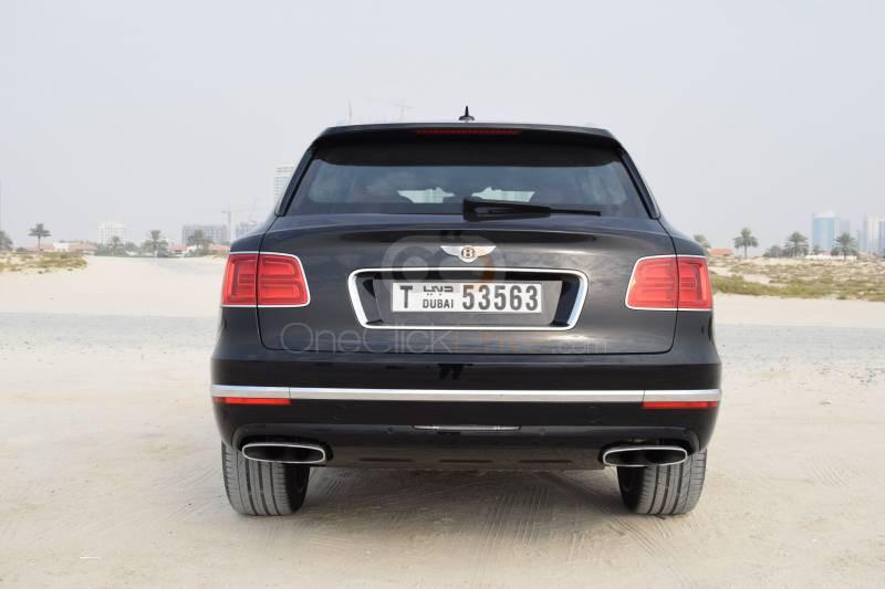 Book Bentley Bentayga 2019 in Dubai