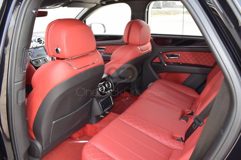 Rent 2019 Bentley Bentayga in Dubai UAE