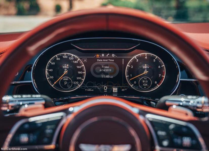 Rent 2020 Bentley Continental GT in Dubai UAE