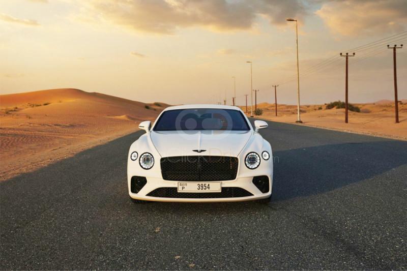 Book Bentley Continental GT 2020 in Dubai