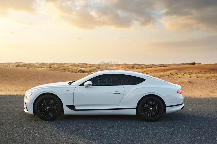Hire Bentley Continental GT - Luxury Car Dubai