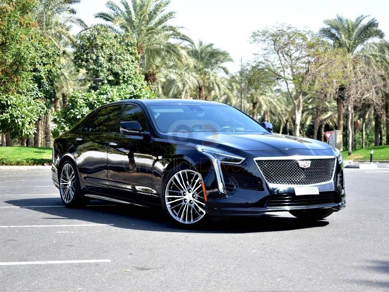 Rent Cadillac CT6  in Dubai - Luxury Car Car Rental