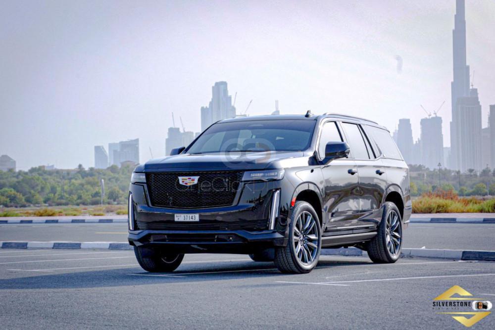Rent Cadillac Escalade Platinum Sport in Dubai - SUV Car Rental