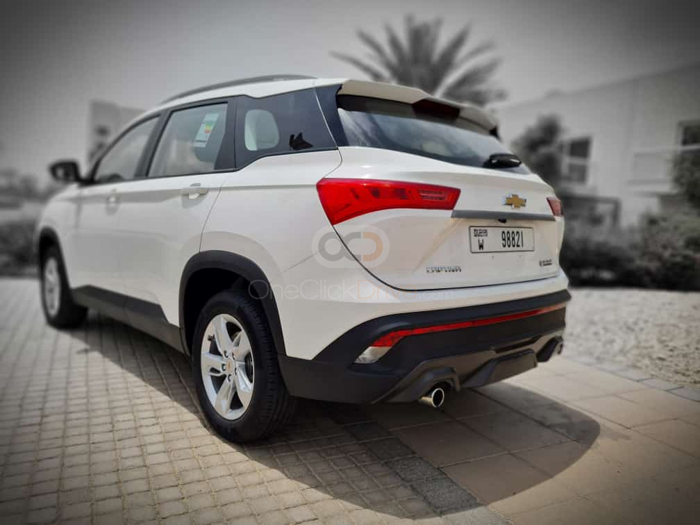 Rent Chevrolet Captiva 2021 car in Dubai: Day, monthly rental