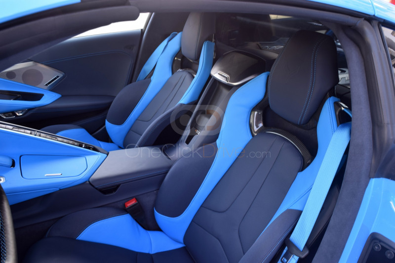 Chevrolet Corvette 2020 Rental - Dubai