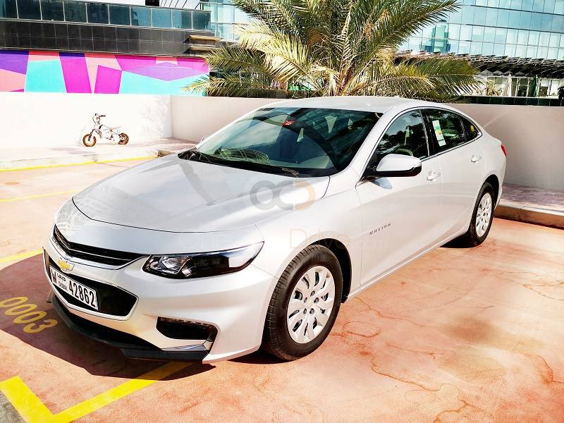 Rent Chevrolet Malibu in Dubai - Sedan Car Rental