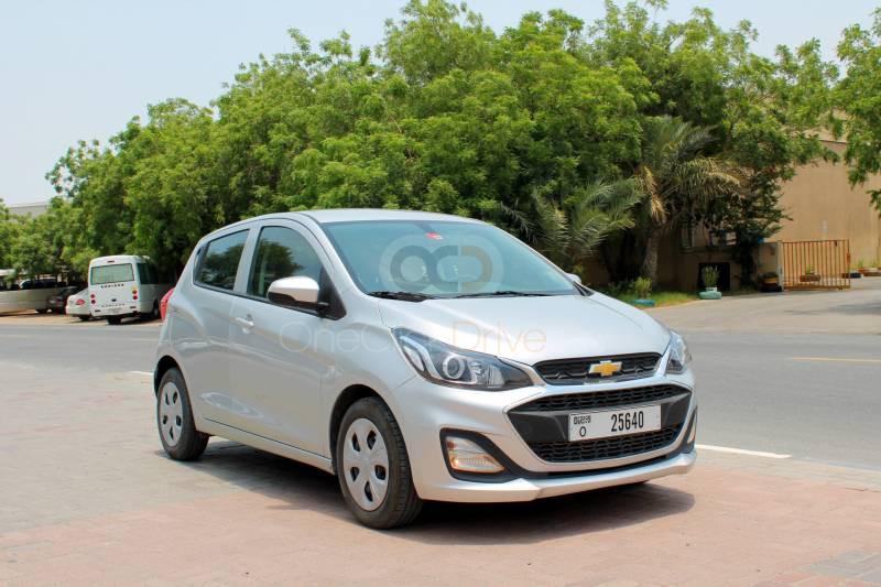 Rent Chevrolet Spark in Dubai - Compact Car Rental