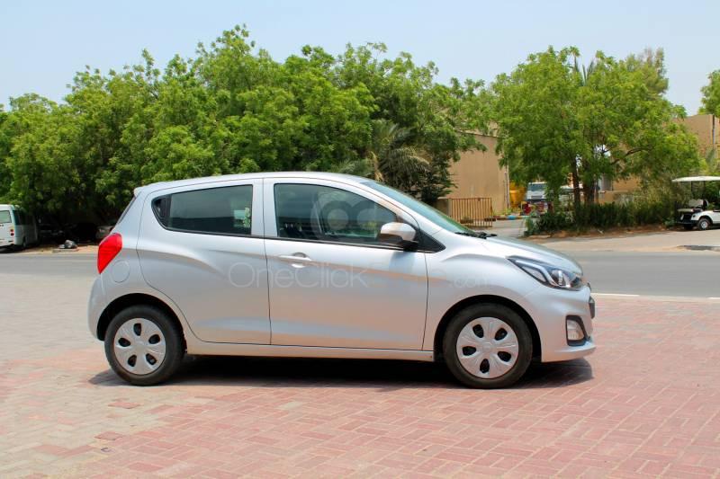Hire Chevrolet Spark - Compact Dubai