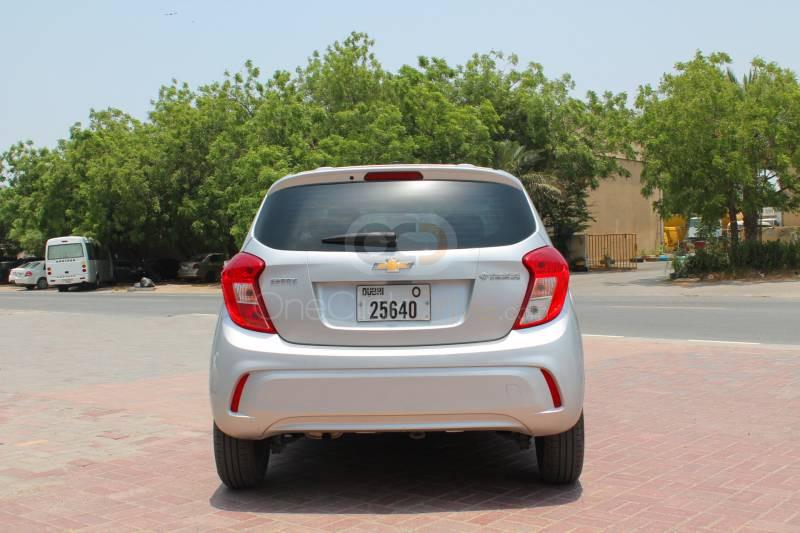 Book Chevrolet Spark 2019 in Dubai