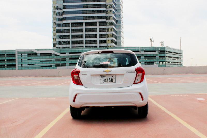 Book Chevrolet Spark 2020 in Dubai