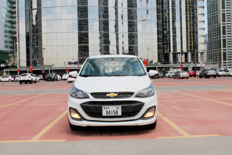 Rent 2020 Chevrolet Spark in Dubai UAE
