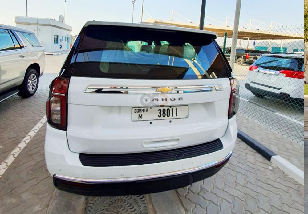 Rent Chevrolet Tahoe 2021 car in Dubai: Day, week, monthly ...