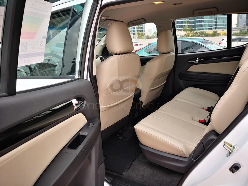 Rent 2018 Chevrolet Trailblazer Z71 in Dubai UAE