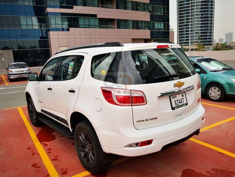 Book Chevrolet Trailblazer Z71 2018 in Dubai