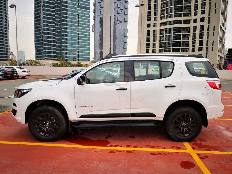 Hire Chevrolet Trailblazer Z71 - SUV Dubai