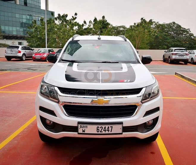 Chevrolet Trailblazer Z71 2018 Rental - Dubai